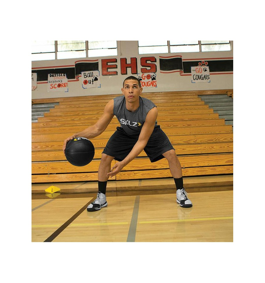 Regulation size weighted training basketball for How much to build a basketball gym