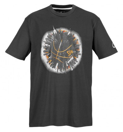 T-shirt Planet Spalding noir