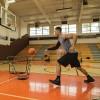 Trempoline de passe basket SKLZ