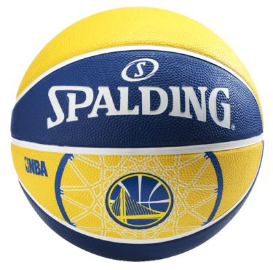 Ballon Golden State Warrior backside