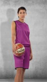 Vareuse de basket de match Move femme