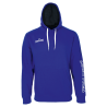 Sweat à capuche Spalding TEAM II bleu royal