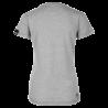 T-shirt Spalding Team 4 Her II gris melange vue arrière