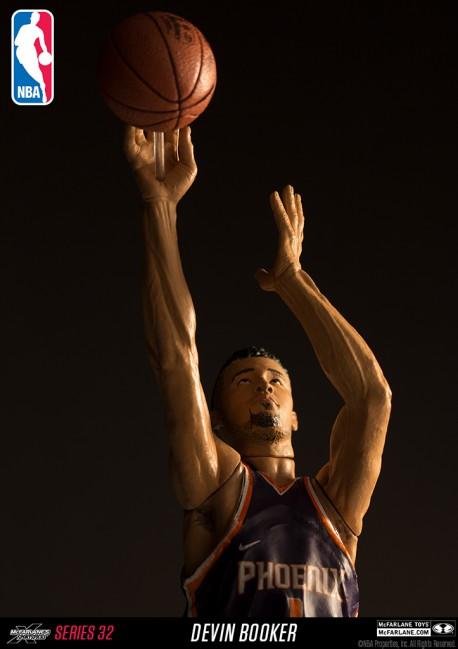 Figurine Mc Farlane NBA Devin Booker
