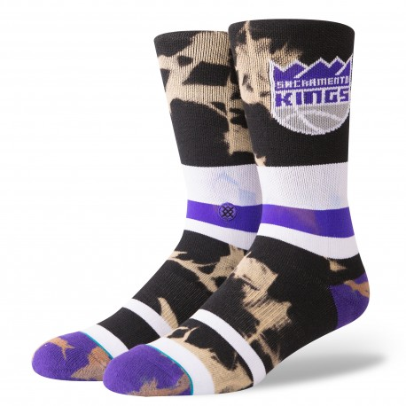 Chaussettes NBA Acid wash des Sacramento Kings