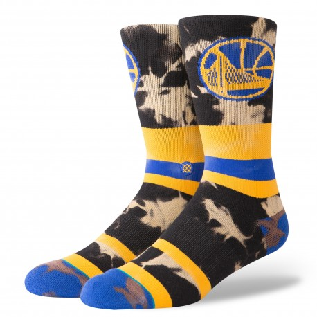 Chaussettes NBA Acid wash des Golden State Warriors