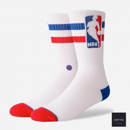 Chaussettes Stance NBA Logoman oversize