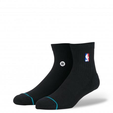 Chaussettes Mid Stance NBA logoman QTR