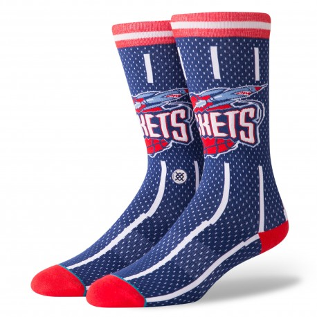 Chaussettes NBA Rockets 02 HWC des Houstons Rockets