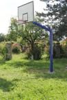 Poteau de basket extérieur professionnel