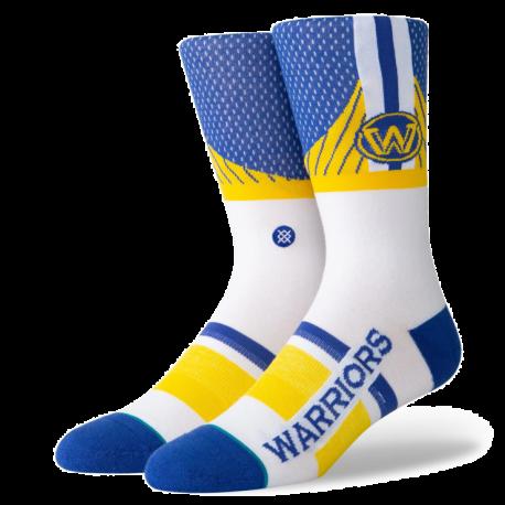 Chaussettes NBA Shortcut des Golden State Warriors