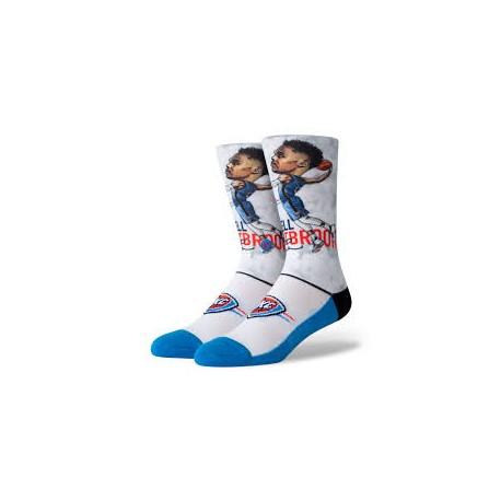 Chaussettes NBA Bighead de Russel Westbrook