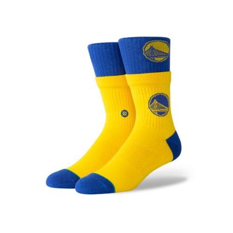 Chaussettes NBA Double Double des Golden State Warriors