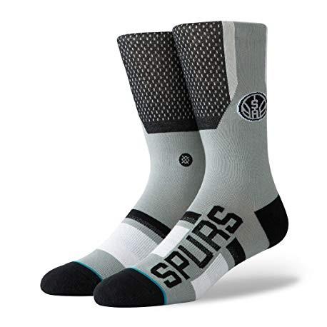 Chaussettes NBA Shortcut des San Antonio Spurs