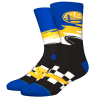 Chaussettes NBA Wave Racer des Golden State Warriors
