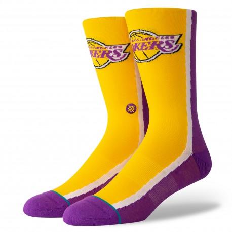 Chaussettes NBA HWC Warmup des Los Angeles Lakers