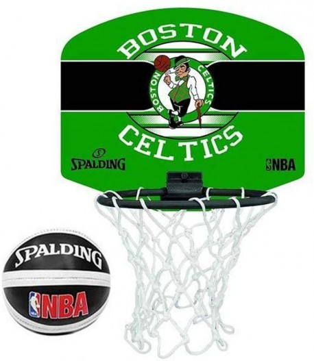 Mini Panier de basket NBA Boston Celtics