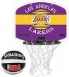 Mini Panier de basket NBA LA Lakers