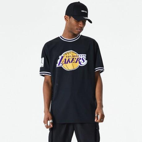 T-shirt NEW ERA oversize Los Angeles Lakers