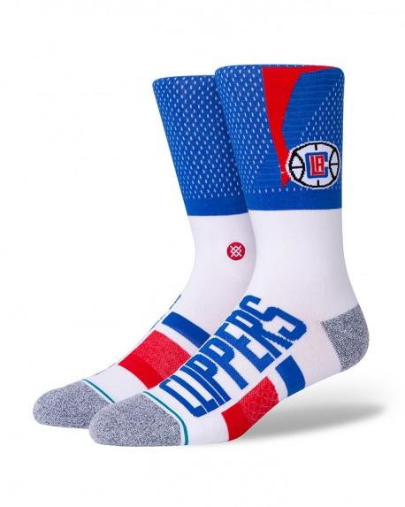 Chaussettes NBA ShortCut des Los Angeles Clippers