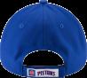 Casquette New Era 9Forty des Detroit Pistons