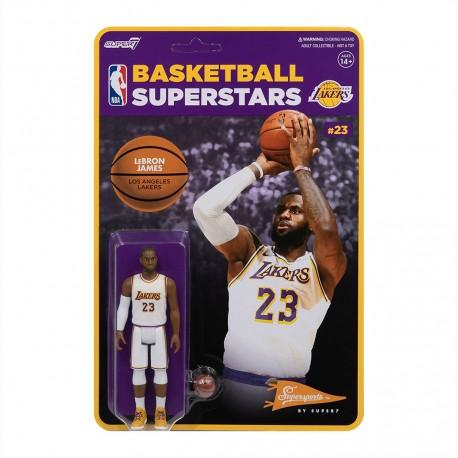 Figurine Super 7 de Lebron James