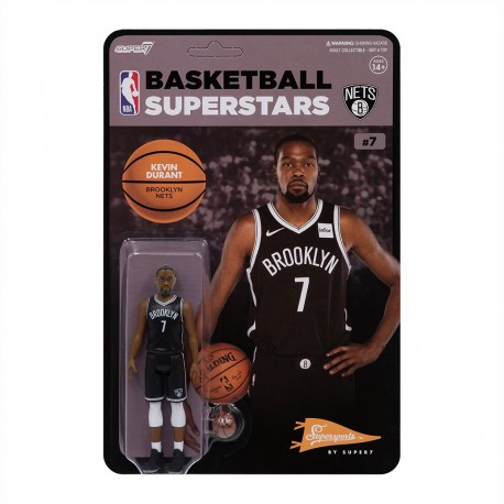 Figurine Super 7 de Kevin Durant