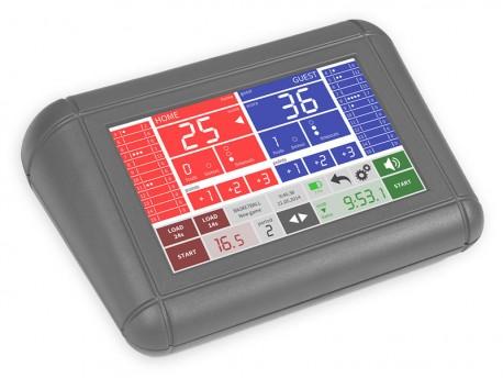Console tactile de basketball pour tableau d'affichage