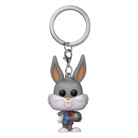 Porte clé Pop de Bugs Bunny dans Space Jam 2