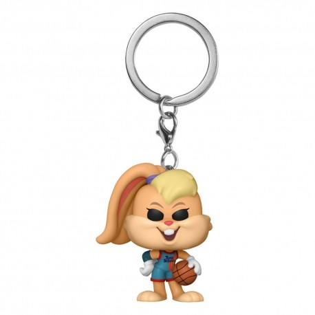 Porte clé Pop de Lola Bunny dans Space Jam 2