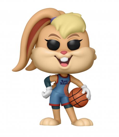 Figurine Pop de Lola Bunny dans Space Jam 2