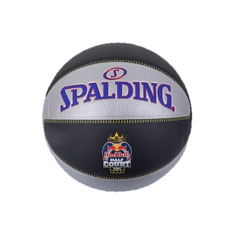 Ballon 3X3 Spalding Red Bull
