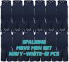 Set complet de jeux de maillot de match Move Hommes