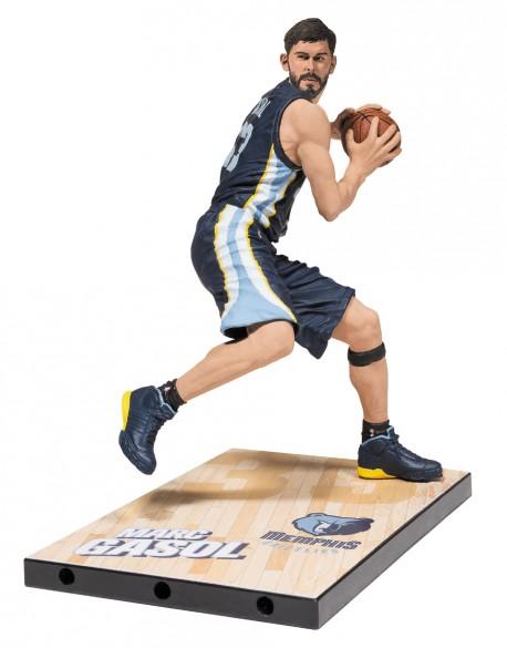 Figurine Mc Farlane NBA Marc Gasol