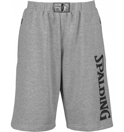 Short Basket Team SPALDING grey/black