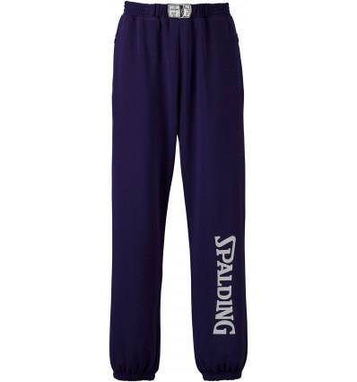Pantalon de formation Basket Team SPALDING navy/silver