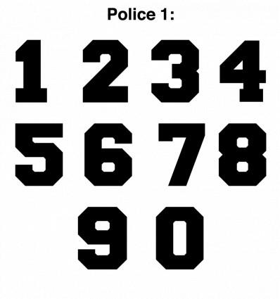 Set de numéros