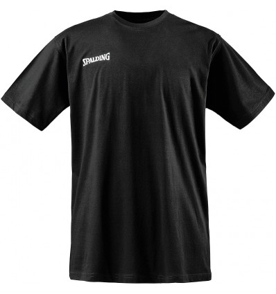 T-shirt Promo Spalding black